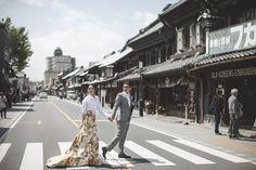 Olivia Lazuardy And Kalvin's Pre-Wedding Shoot In Japan - 002