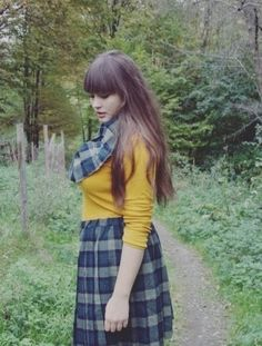 Ważkowa : Yellow autumn