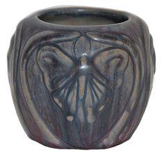 Van Briggle Butterfly Vase
