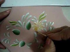 1° Peça em Bauernmalerei com Gina Pafiadache (2 de 5)