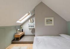 Fashionable attic - fine image