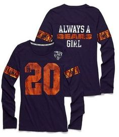 Da Bears Chick- It's always still be a Bears fan and the gift is for the my woman!