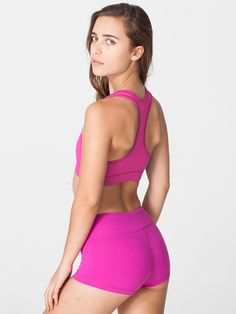 The Motion Short now in Hot Fuchsia! #newcolors #PerformanceSportswear