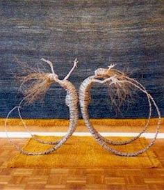Outstanding Wire Sculptures – A Wiry Collection!! #art #artwork #collection #sculptures