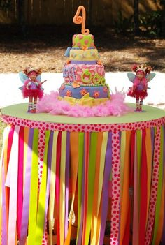 A Fancy Nancy Inspired Soiree Birthday Party Ideas