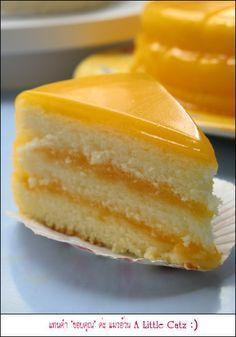 36 ideas for cupcakes cute decoration ideas Sweet Desserts, Dessert Recipes, Cupcake Recipes From Scratch, Indonesian Desserts, Mango Cake, Thai Dessert, Healthy Cake, Bakery Cakes, Cafe Food