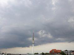 Drohender #Turmradar am 29. Juli 2013 um 19:51 Uhr