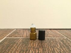 24 - Amber Glass Roller Bottle with glass roller ball Essential Oil Supplies, Essential Oils, Amber Glass, Clear Glass, Glass Roller Bottles, Wall Lights, Doterra, Healthy, Appliques