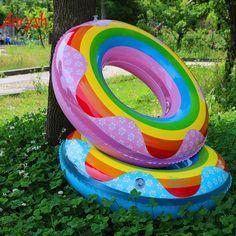 Toys & Hobbies 2019 New Cartoon Summer Outdoor Beach Poo Cartoon Beach Pool Inflatable Float Circle Mattress Swim Ring Toys For Kids Baby & Kids' Floats
