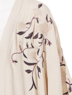 刺繍ガウン(ガウン)|FRAY I.D(フレイアイディー)|ファッション通販|ウサギオンライン公式通販サイト