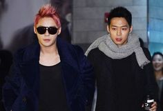 JYJ's Yoochun and Junsu attend the VIP screening of 'Code Name Jackal'