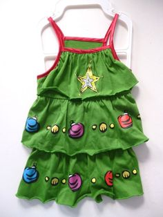 NWT - TOP PAW Pet / Dog Dr. Seuss The Grinch Christmas Tree Dress Clothing Sz L #TopPaw #ChristmasOutfit