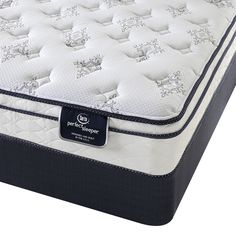 Sealy Posturepedic Clearbrook Cushion Firm Eurotop Queen