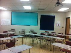 Becoming Ms. Adair : Classroom update