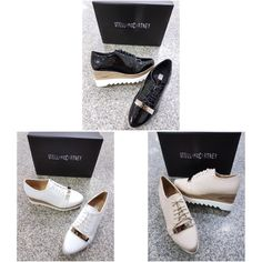 Sepatu Stella McCartney Wedges 4911 7cm 35-40 340rb 3523cd59e2