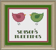 Season's tweetings :)