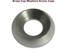 Brass Cup Washers Brass Screw Cups  #BrassCupWashers #BrassScrewCups   We offer various types of #BrassCupwashers and #Brassscrewcups for fixing of #woodscrews.   Our #brassCupwashers and #BrassScrewcups are made by pressing  as well as turning. We can also offer #StainlessSteelcupwashers and #Aluminumcupwashers  from our factory in Jamnagar.  We are one of the leading #manufacturers #exporters and #suppliers of #BrassCupwashers #BrassScrewcups  to 28 countries of the world.