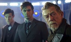 Doctor Who: The Day of the Doctor – review