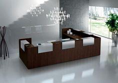 Kantoorinrichting Van Hypernuit : 27 best welcome desk images command centers design offices