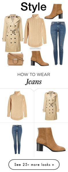 """""""653"""" by meldiana on Polyvore featuring Polo Ralph Lauren, Burberry, Topshop, rag & bone and Givenchy"""