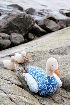 Tilda ducks Ducks, Bird, Quilts, Projects, Animals, Log Projects, Blue Prints, Animales, Animaux