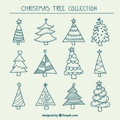 More than a million free vectors, PSD, photos and free icons. - More than a million free vectors, PSD, photos and free icons. Exclusive freebies and all graphic re - Christmas Tree Drawing, Ribbon On Christmas Tree, Christmas Tree Themes, Christmas Art, Christmas Tree Graphic, Christmas Trimmings, Vector Christmas, Whimsical Christmas, Handmade Christmas