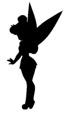 disney silhouettes | have this tinkerbell that I saved from RumblyTumbly's photobucket ...