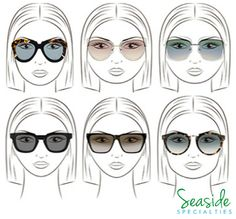 The ultimate guide to finding the right #sunglasses for your #faceshape? Get in touch with us: http://ift.tt/1Yxc3no