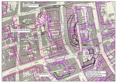 The archaeological research undertaken by GGAT  helps in the plan-analysis of the town, for the excavated features  provide often the only means of dating when parts of the town were first developed during the Middle Ages. The patterns of streets and plots revealed by the plan-analysis show that far from being uniform in its appearance the urban landscape of medieval Swansea had distinctively-shaped areas, called 'plan-units', each potentially indicating a stage in the town's medieval…