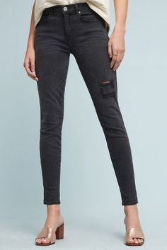 McGuire Newton Mid-Rise Skinny Jeans   Anthropologie
