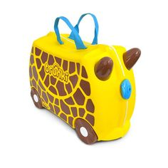 Trunki Giraffe Ride On Suitcase - Buy Online Childrens Luggage