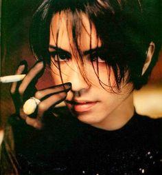 kissin' your mind Daniel Henney, Asian Eyes, Gackt, Miyavi, Bishounen, Japanese Artists, Cute Icons, Strike A Pose, Visual Kei