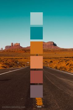 Road Trip Color Palette Inspiration - Teal and Orange Neutral Color Scheme - bedroom color schemes Purple Color Schemes, Color Schemes Colour Palettes, Neutral Color Scheme, Colour Pallette, Orange Palette, Sunset Color Palette, Orange Color Palettes, Neutral Palette, Bright Colour Palette