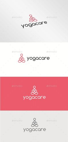 Yoga Care — Vector EPS #healthy #salon • Available here → https://graphicriver.net/item/yoga-care/18415665?ref=pxcr