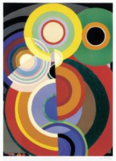 Echarpe-Rythme by Sonia Delaunay