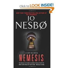 Nemesis: A Harry Hole Novel: Jo Nesbo: 9780062119698: Amazon.com: Books