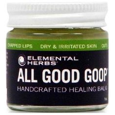Elemental Herbs Ag Goop Healing Balm 1oz you can buy bigger ounces at amazon.com
