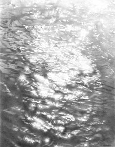 Denis Chernov - 2002 Ruffled Waters  Drawing, pencil, paper