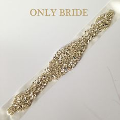 Find More Belts & Cummerbunds Information about Free Shipping Floral Crystal Beaded Bridal Belt Rhinestone Sash For Wedding Dresses,High Quality belt womens,China belt letters Suppliers, Cheap belt head from ONLY BRIDE on Aliexpress.com