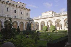 The Abbey of Montecassino, Lazio Italy