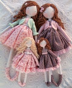 Ideas Baby Toys by Age Diy for 2019 toy # ideas, - orse Handmade Dolls Patterns, Doll Sewing Patterns, Sewing Dolls, Handmade Toys, Doll Crafts, Diy Doll, Baby Toys, Fabric Doll Pattern, Homemade Dolls