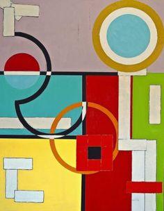 Circles & Mondrian