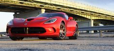 2017 will probably be the last year of the legendary Dodge Viper fabulous history. It is planned, that the car production will be completely stopped till that time. 2017 Dodge Viper, 2018 Dodge, Sorry Justin, V Engine, Sweet Cars, Hot Rides, Motor Car, Cool Cars, Vehicles