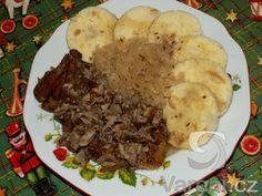 Moravský vrabec klasika. Pork, Beef, Kale Stir Fry, Meat, Pork Chops, Steak