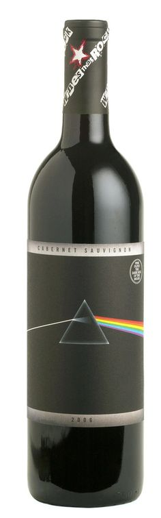 Wines for the Rock-n-Roll Fan on Your Gift List -- Pink Floyd Cabernet, anyone?