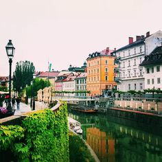 Ljubljana, Slovenia - one of Europe's last hidden gems!