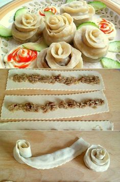 Love Eat, Love Food, Sweet Crepes Recipe, British Bake Off Recipes, Cooking Chinese Food, Homemade Pastries, Food Decoration, Russian Recipes, Food Crafts
