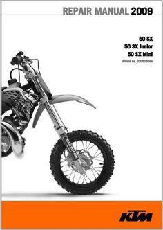 ktm 525 service manual pdf