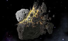 New evidence shows how asteroid dust cloud may have sparked new life on Earth years ago Isotope found in seabed sediment points to clash of solar bodies near Mars, study suggests Lund University, Global Cooling, Neon Gas, Astronomical Events, Asteroid Belt, Field Museum, Planetary Science, Old Rock, Astronomy
