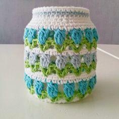 CutiePie Designs: Tulpjes met patroon